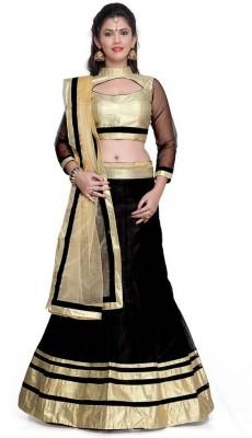 Youth Mantra Self Design Women,s Lehenga, Choli and Dupatta Set