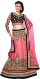 Fab Exclusive Embroidered Women's Leheng...