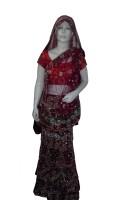 Aarzoo Chaniya, Ghagra Cholis - Aarzoo Self Design Women's Ghagra, Choli, Dupatta Set(Stitched)