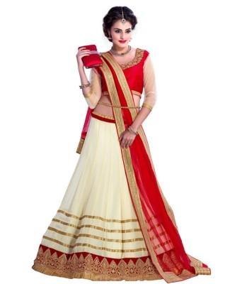 Shringaarr Retail Embroidered Womens, Girls Lehenga Choli