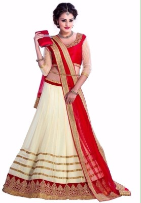 Rue Boutique Embroidered Women's Lehenga Choli