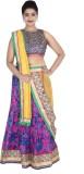 TISHITAS Printed Women's Ghagra, Choli, ...
