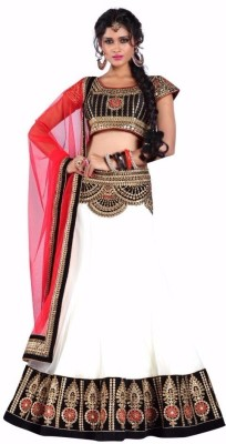 Rudram Impex Embroidered Women's Lehenga Choli