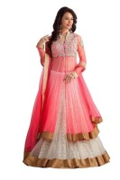 Hc Chaniya, Ghagra Cholis - HC Embroidered Women's Lehenga, Choli and Dupatta Set(Stitched)