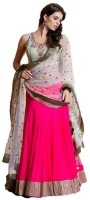 G 3 Fashion Zone Chaniya, Ghagra Cholis - G-3 Fashion Zone Embroidered Women's Lehenga, Choli and Dupatta Set(Stitched)
