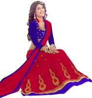 Today Deal Chaniya, Ghagra Cholis - Today Deal Embroidered Women's Lehenga, Choli and Dupatta Set(Stitched)