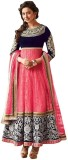 Fashion World 01 Georgette Embroidered S...