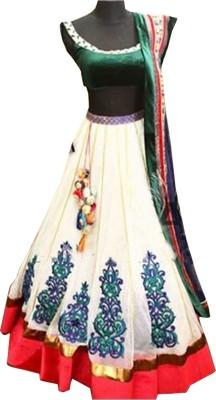 Khantil Embroidered Women,s Lehenga Choli