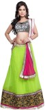 Mert India Embroidered Women's Lehenga C...