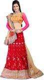 Shree Maa Gurujee Embroidered Women's Le...