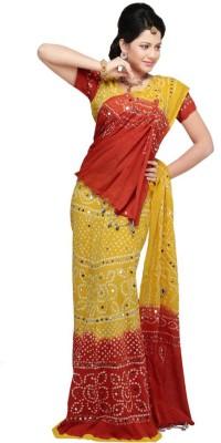 Kiran Udyog Printed Women's Lehenga, Choli and Dupatta Set