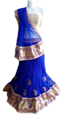 Shubh Avasar Embellished Women's Lehenga, Choli and Dupatta Set