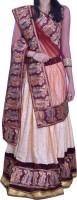 Nijas Chaniya, Ghagra Cholis - Nija's Self Design Women's Lehenga, Choli and Dupatta Set(Stitched)