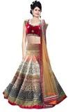 Khodal Fashion Embroidered Women's Lehen...
