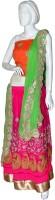 Saibaa Chaniya, Ghagra Cholis - Saibaa Embroidered Women's Lehenga, Choli and Dupatta Set(Stitched)