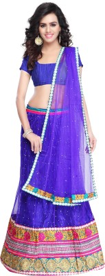 Parishi Fashion Embroidered Women's Lehenga Choli