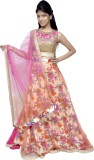 Umrao Embroidered, Floral Print Women's ...