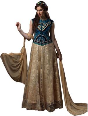 Viha Embroidered Women's Lehenga, Choli and Dupatta Set