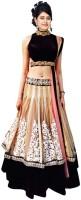 Fashion Founder Chaniya, Ghagra Cholis - Fashion Founder Embroidered Women's Lehenga, Choli and Dupatta Set(Stitched)