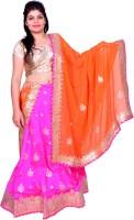 Prishi Impex Chaniya, Ghagra Cholis - Prishi Impex Self Design Women's Lehenga, Choli and Dupatta Set(Stitched)