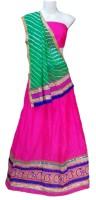 Shubh Avasar Chaniya, Ghagra Cholis - Shubh Avasar Solid Women's Lehenga, Choli and Dupatta Set(Stitched)