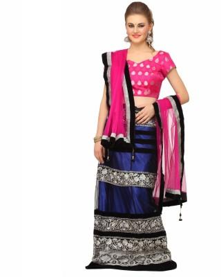 Lime Fashion Solid Women's Lehenga Choli