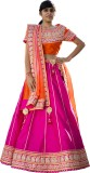 Paavani Embroidered Women's Lehenga Chol...