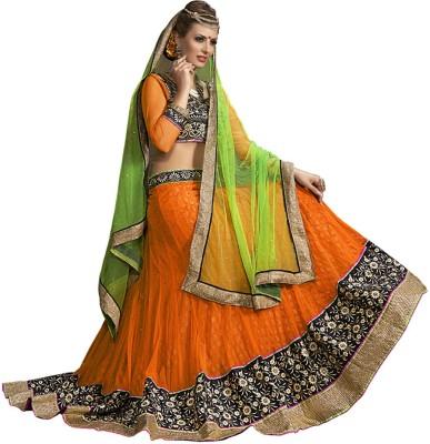 Bawri Fashion Embroidered Women's Lehenga Choli