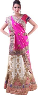 Roop Zari Printed Women,s Lehenga, Choli and Dupatta Set