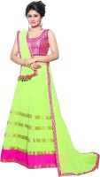 Banorani Chaniya, Ghagra Cholis - BanoRani Self Design Women's Lehenga, Choli and Dupatta Set(Stitched)