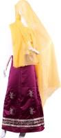 Smart Retail Chaniya, Ghagra Cholis - Smart Retail Self Design Women's Lehenga Choli(Stitched)