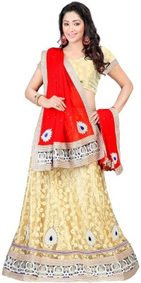 Moksha Embroidered Women's Lehenga Choli
