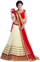 Rk Fashion Chaniya, Ghagra Cholis - RK Fashion Embroidered Women's Lehenga, Choli and Dupatta Set(Stitched)