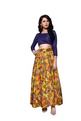 Vistara Lifestyle Printed Women's Lehenga Choli