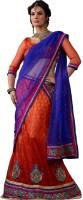 Desi Butik Chaniya, Ghagra Cholis - Desi Butik Embellished, Self Design Women's Lehenga, Choli and Dupatta Set(Stitched)