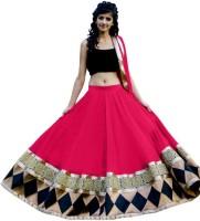 Rb Fashion Chaniya, Ghagra Cholis - RB Fashion Embroidered Women's Lehenga, Choli and Dupatta Set(Stitched)