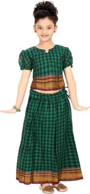 Bhartiya Paridhan Checkered Girl,s Lehenga Choli