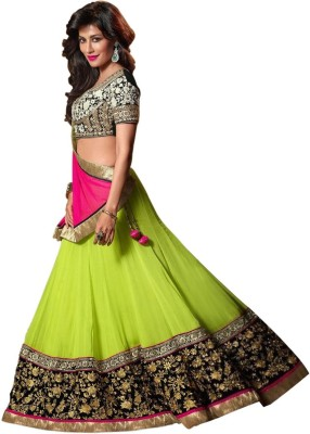 Mert India Embroidered Women's Lehenga Choli