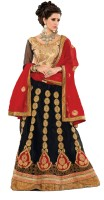 Bhuwal Fashion Chaniya, Ghagra Cholis - Bhuwal Fashion Embroidered Women's Lehenga, Choli and Dupatta Set(Stitched)