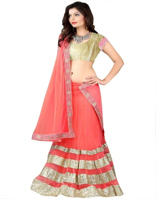 Sulbha Self Design Women's Lehenga Choli
