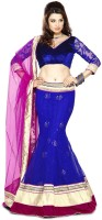 D3collection Chaniya, Ghagra Cholis - D3collection Self Design Women's Lehenga Choli(Stitched)