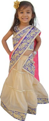 Jamboree Embroidered Girl's Lehenga Choli