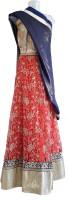 Skhoza Chaniya, Ghagra Cholis - Skhoza Embroidered Women's Lehenga, Choli and Dupatta Set(Stitched)
