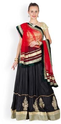 Famous by Payal Kapoor Self Design Women's Ghagra Choli