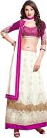 Jiya Chaniya, Ghagra Cholis - Jiya Self Design, Embroidered, Embroidered Women's Lehenga, Choli and Dupatta Set(Stitched)
