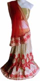 Shubh Avasar Self Design Women's Lehenga...