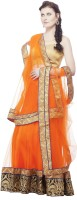 Chhabra 555 Chaniya, Ghagra Cholis - Chhabra 555 Embroidered Women's Lehenga, Choli and Dupatta Set(Stitched)