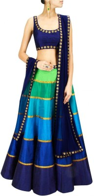 Sunrise International Embroidered Women's Lehenga Choli