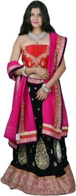 Tehzeeb Self Design Women,s Lehenga Choli