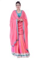 Ridhi impex Chaniya, Ghagra Cholis - Ridhi-Impex Solid Women's Lehenga, Choli and Dupatta Set(Stitched)